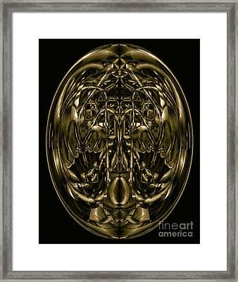 Inner World No. 2 Framed Print by David Gordon