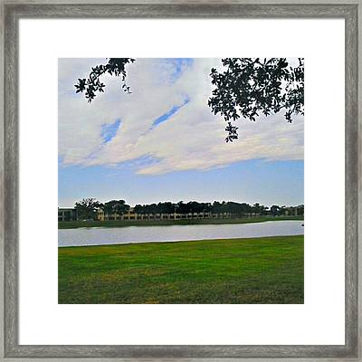 #instadroid #andrography #nexuss Framed Print by Kel Hill