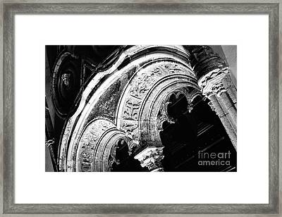 Interesting Architecture Framed Print by Gaspar Avila