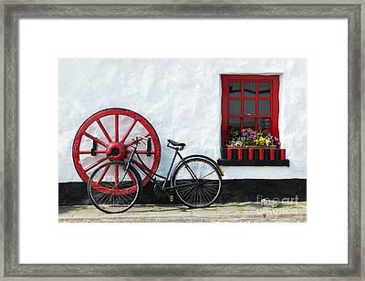 Irish Pub Framed Print by Andrew  Michael