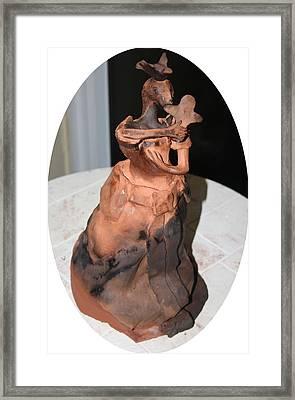 Isabella Framed Print by Gloria Ssali