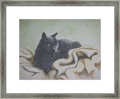 Isis Framed Print by Heather Perez