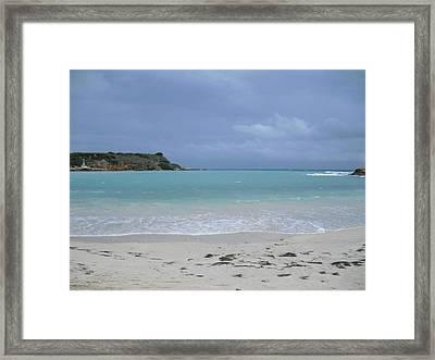 Isla Del Encanto Framed Print by Melissa Torres