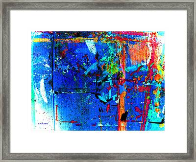 It Could Happen Framed Print by Charles Yates