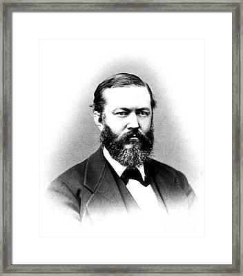 J. J. Woodward, American Pioneer Framed Print by Science Source