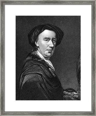James Ferguson (1710-1776) Framed Print by Granger