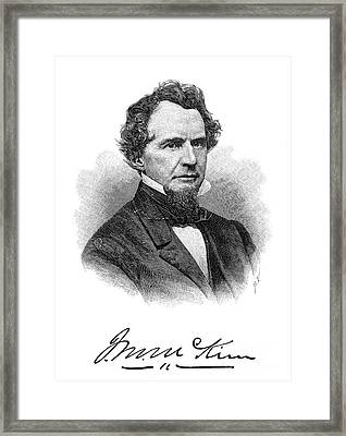 James Miller Mckim Framed Print by Granger