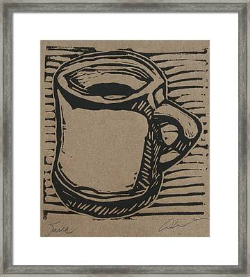 Java Framed Print by William Cauthern