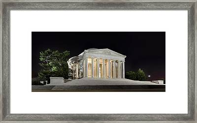 Jefferson Memorial Framed Print by Metro DC Photography