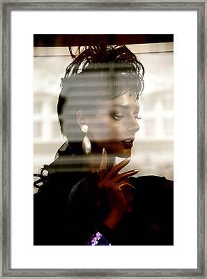 Jenita Framed Print by Jez C Self