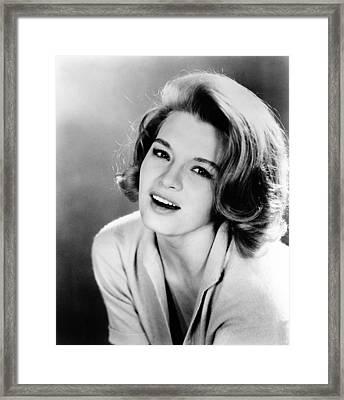 Jessica, Angie Dickinson, 1962 Framed Print by Everett