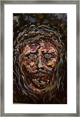 Jesus Christ Framed Print by David Nagel
