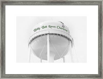 John Deere Green Framed Print by Andee Design