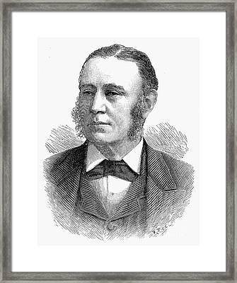 John Dixon (1835-1891) Framed Print by Granger