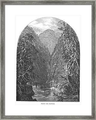 Juniata River Framed Print by Granger