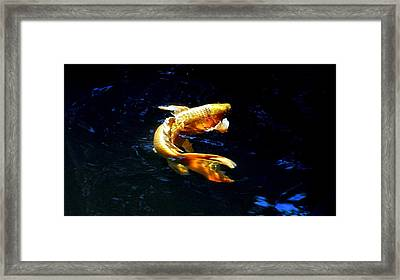 Just Cruisin Framed Print by Don Mann