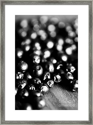Just Juniper Framed Print by Anne Gilbert