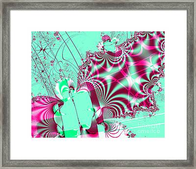 Kabuki Framed Print by Wingsdomain Art and Photography