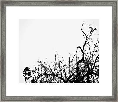 Kansas Framed Print by Tony Grider
