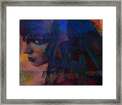 Kelp Framed Print by Adam Kissel