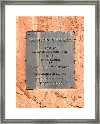 Kept Forever Free Framed Print by Cristophers Dream Artistry