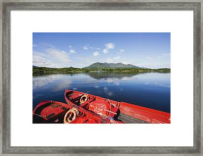 Killarney, County Kerry, Munster Framed Print by Peter Zoeller
