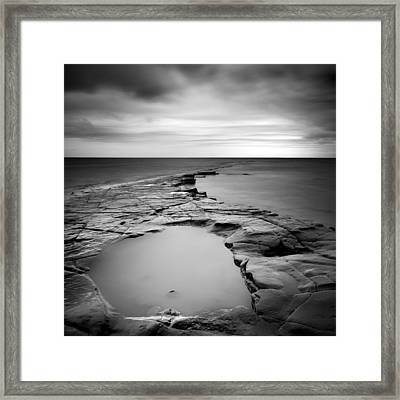 Kimmerdige Bay Framed Print by Nina Papiorek