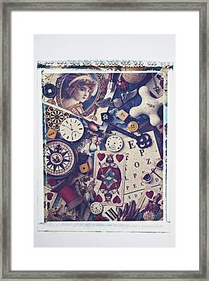 King Of Hearts Framed Print by Garry Gay