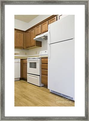 Kitchen Appliances Framed Print by Roberto Westbrook