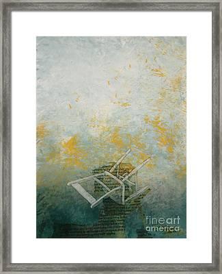 Kneeling Framed Print by Paul OBrien