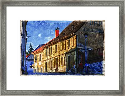 Kutna Hora Framed Print by Joan Carroll