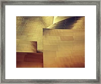 L.a. Symphony Framed Print by Aurica Voss