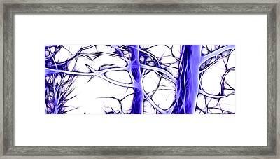 Labyrinth Framed Print by Photography Art