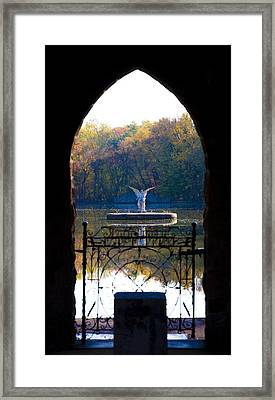 Lake Angel Framed Print by Bill Cannon