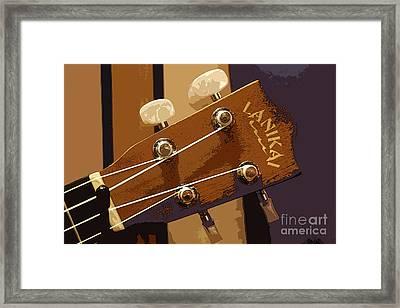 Lanikai Framed Print by David Bearden
