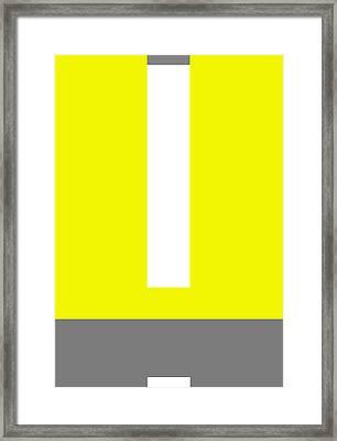 Lanre Framed Print by Naxart Studio