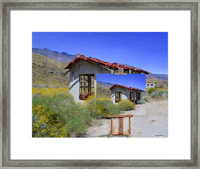 Last Chance Framed Print by Snake Jagger