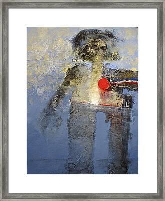 Leon Neepo Framed Print by Cliff Spohn