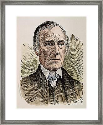 Levi Coffin (1798-1877) Framed Print by Granger