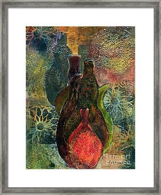 Libation Framed Print by Phil Albone