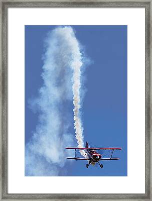 Life's The Pitts Framed Print by Kris Dutson