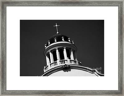 Light And Shadows Framed Print by Syed Aqueel