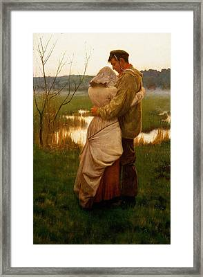 Listed Framed Print by William Henry Gore