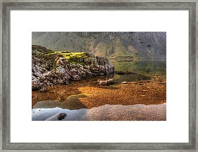 Little Island  Framed Print by Svetlana Sewell
