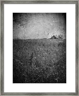 Little Songs And Skies  Framed Print by Jerry Cordeiro