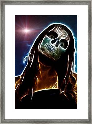 Living Dead Framed Print by Tilly Williams