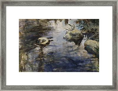 Living Water 2 Framed Print by Paul Myhre