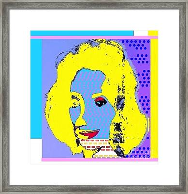 LIZ Framed Print by Ricky Sencion
