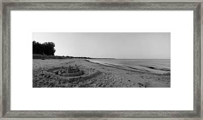 Ljungern Fortification Framed Print by Jan W Faul