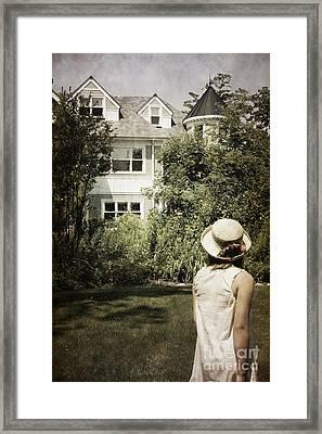 Longing Framed Print by Margie Hurwich